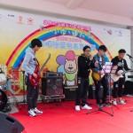 Band組表演